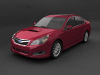 2010 Subaru Legacy GT