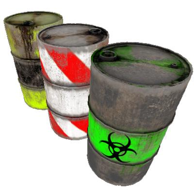 3ds common gallon drum