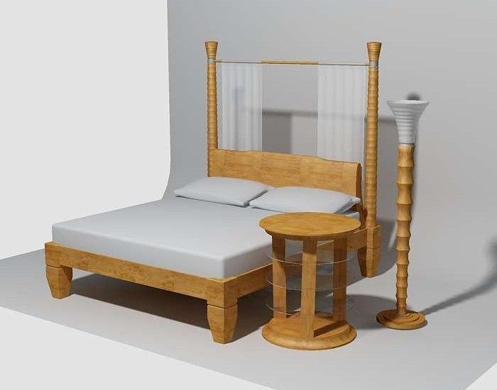 temenos bed lamina bedside max free