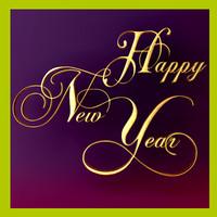year new happy 3d c4d