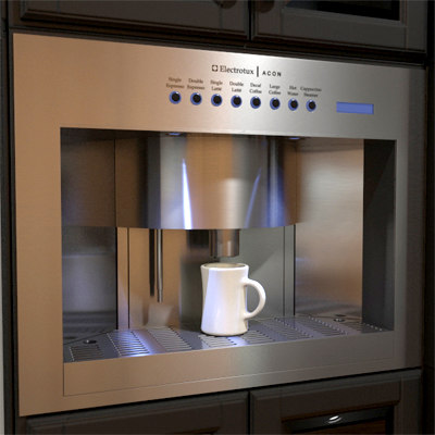 max builtin coffee maker