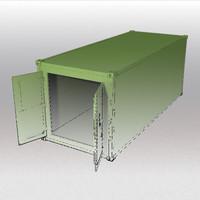 3d shelter