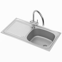 Sink Tap 02
