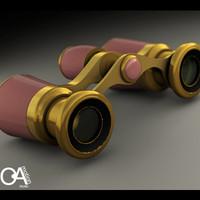 max opera binoculars