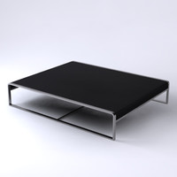 3ds max modern contemporary tables