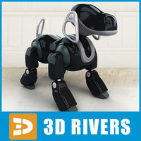 Aibo ERS7 by 3DRivers