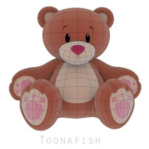 maya teddybear teddy bear