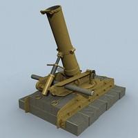 Bohler 26cm Minenwerfer M17.zip