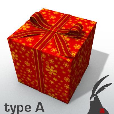 maya gift box types