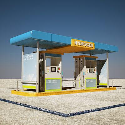 max station hydrogen