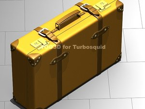 3d hand luggage