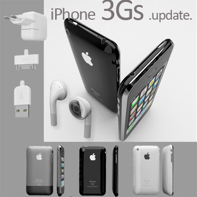 iphone 3g s updated 3d 3ds