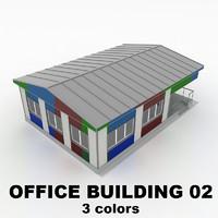 obj office building 02
