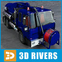 sewer cleaner 3D models