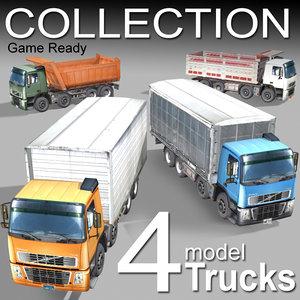 maya new 4 truck