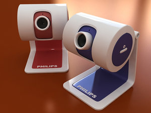 webcam philips max free
