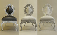 New Baroque Chair