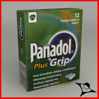 panadol grip 3d 3ds