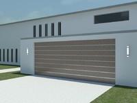 3ds garage door