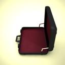 attache case 3d max