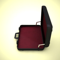 attache case 3d max