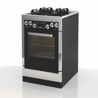 cooker 01 3d max