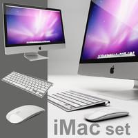 iMac 27 inch set