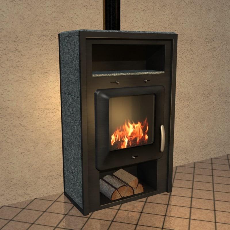 3dsmax stove