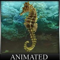 Seahorse das Seepferd