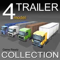 Trailer collection 4 model