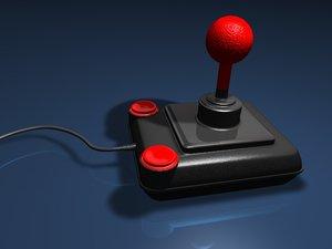 c4d joystick
