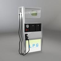3d dispenser lpg