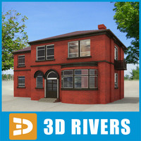 Small town house17 by 3DRivers