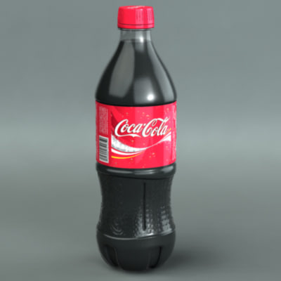 soda render 3d obj
