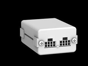 3d model telemetric device