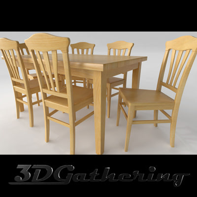 Contemporary maple wood dining chair 3d modelmaple wood dining chair 3d model. Maple Wood Dining Room Furniture. Home Design Ideas