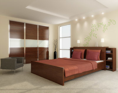 Model Bedroom Captivating Scene 3D Model Inspiration