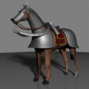3ds horse armor
