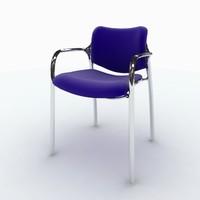 Herman Miller Aside Stacking Chair