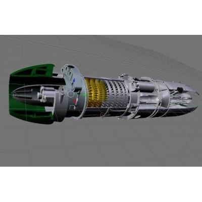 jumo turbojet engine wrl