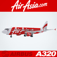 Air Asia - Airbus A320