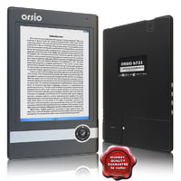 3d model electronic book orsio b721