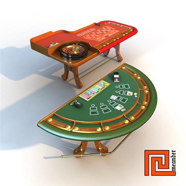 casino set 3d 3ds