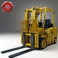 Forklift Hyster S60XM