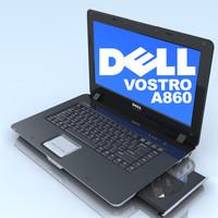Notebook.DELL.Vostro A860