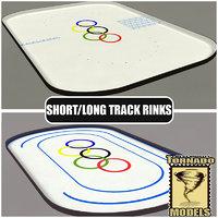 Short Long Track Rink