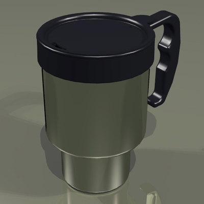 3ds travel mug