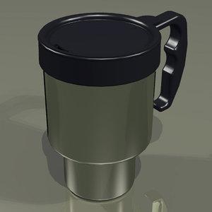 3ds travel mug