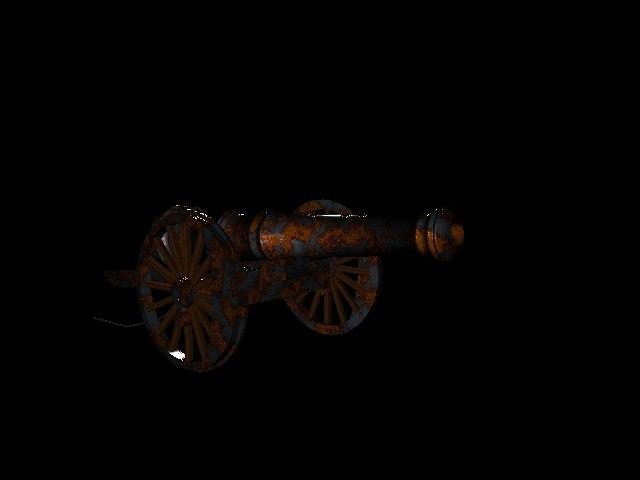lightwave cannon