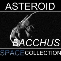 asteroid bacchus 3d max